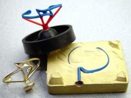 casting a bracelet